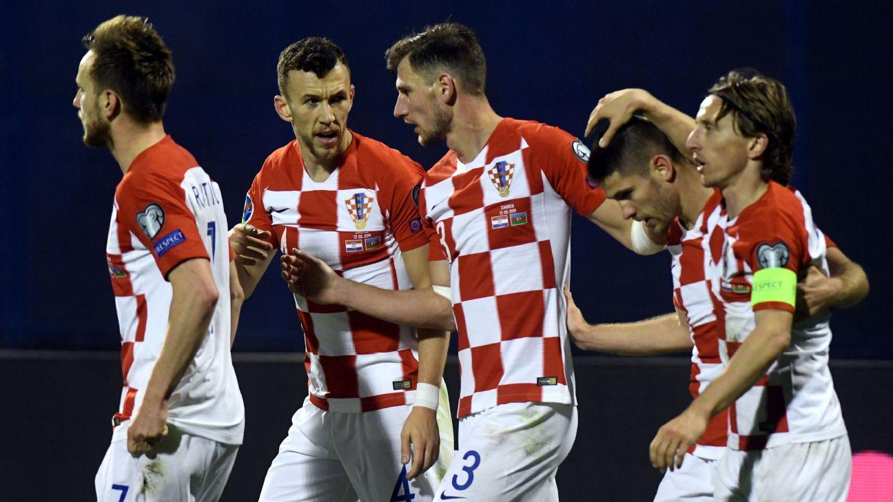 Азербайджан - Хорватия 9 сентября прямой эфир