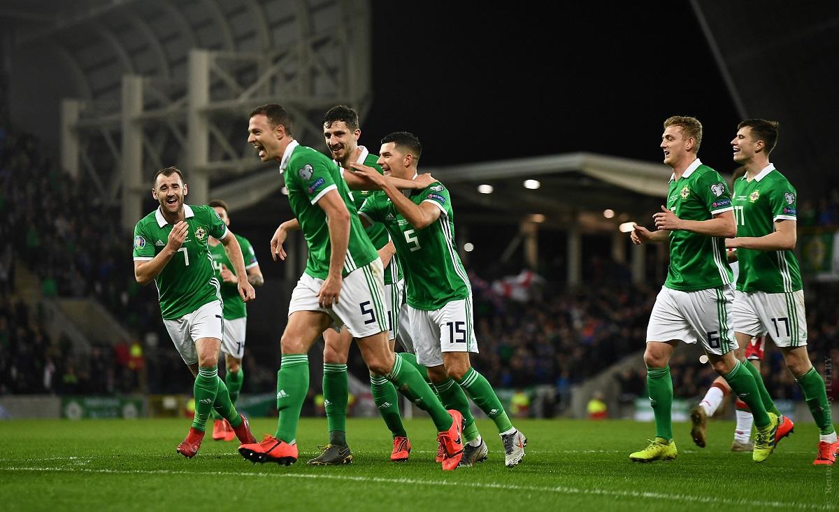 состав сборной северной ирландии фото всех